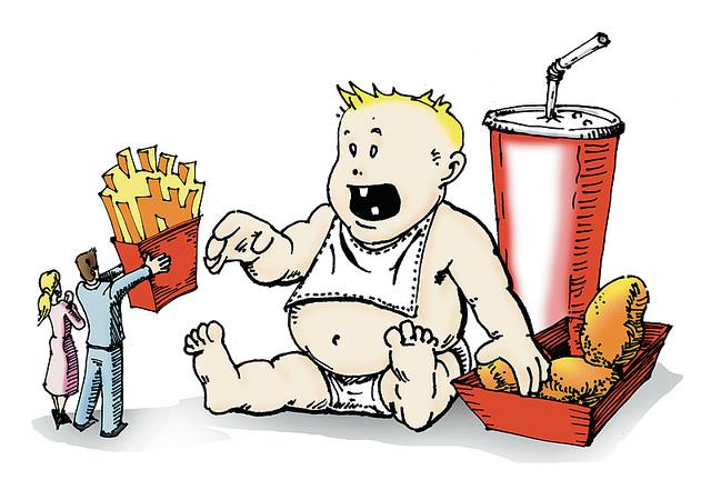 Detská obezita