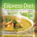 express diet polievka proteínová