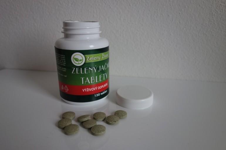 zeleny jacme na detoxikaciu