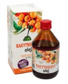 bio rakytníkový olej