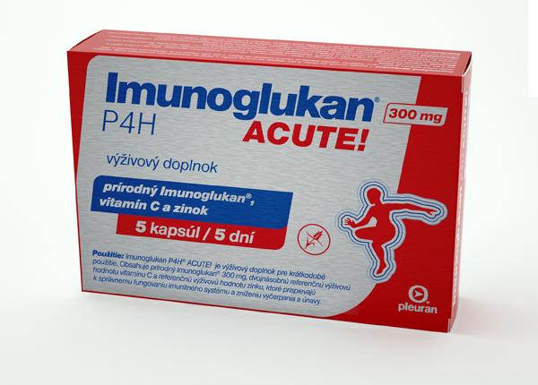 Imunoglukan P4H ACUTE!