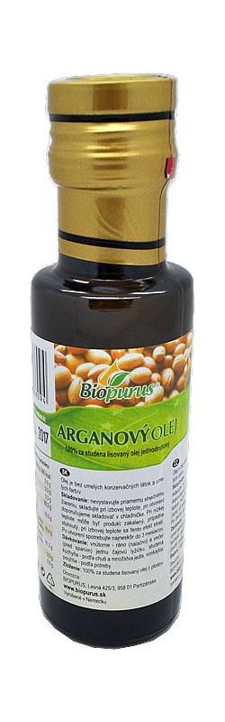 BIO argánový olej
