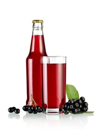 šťava z arónie - nápoj