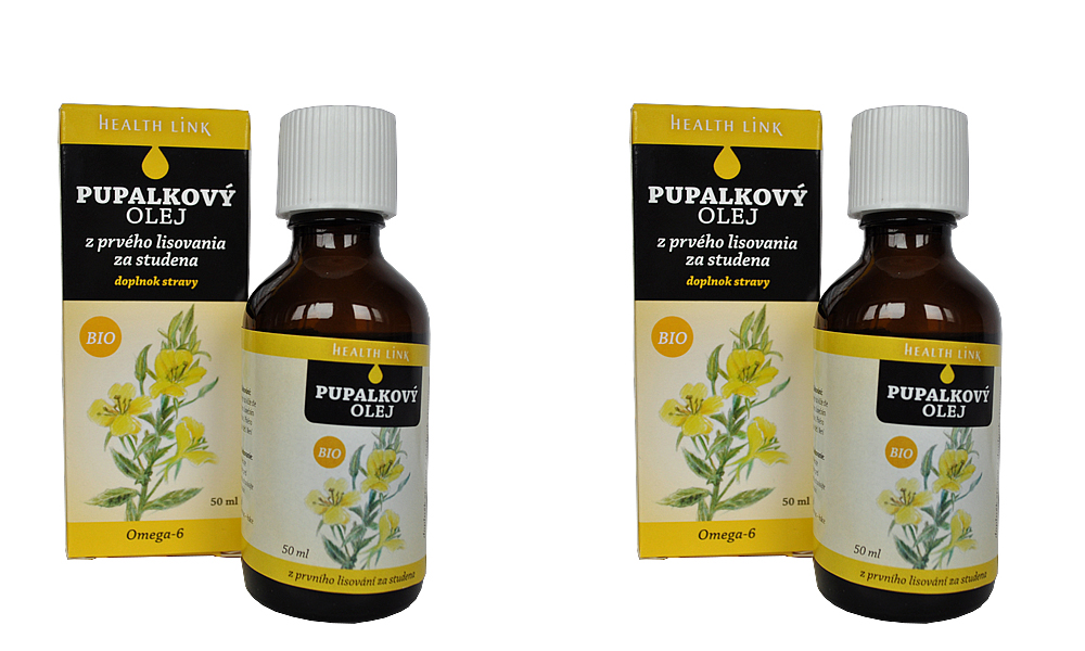 bio pupalkovy olej na vnútorné použitie