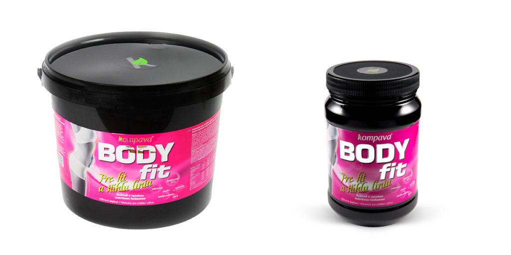 body fit proteín pre ženy