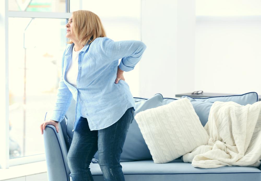 bolesť chrbta, kostí a kĺbov