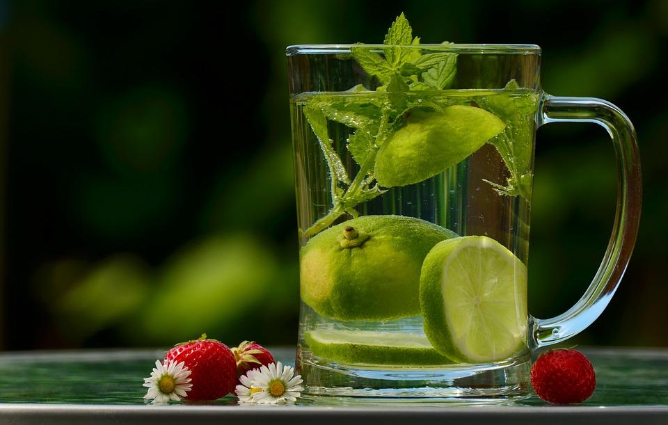 čaj na detoxikáciu