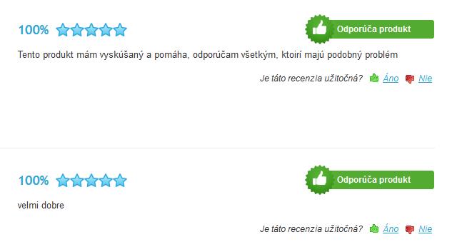 canespoer recenzie na heureka.sk