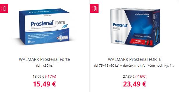 cena prostenal forte lekáreň drmax