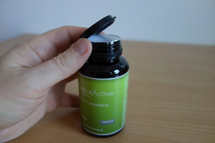 detoxactive výživový doplnok