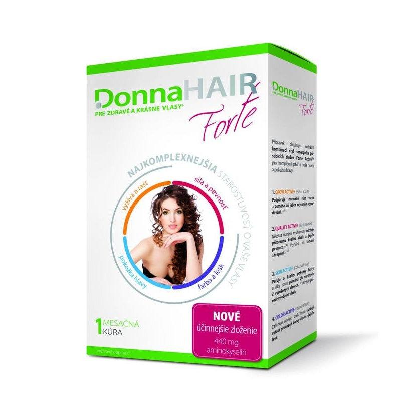 dona hair forte