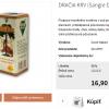 Dračia krv kvapky – cena 17€