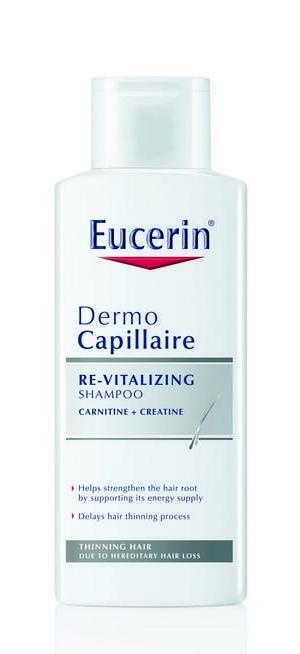 Eucerin šampón proti vypadávaniu vlasov