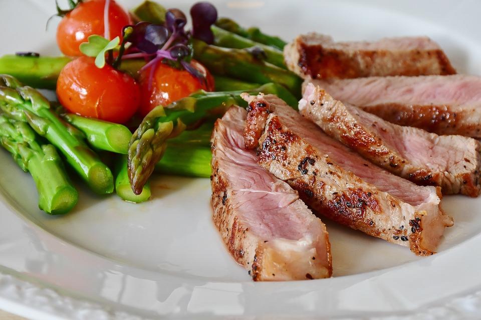 Grilované maso na zníženie cholesterolu
