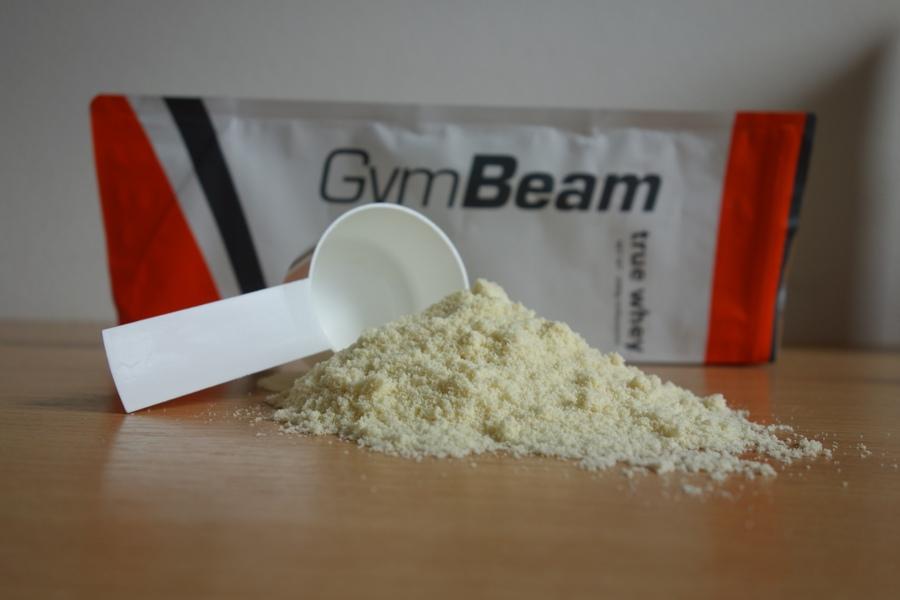 Gymbeam srvátkový proteín recenzia