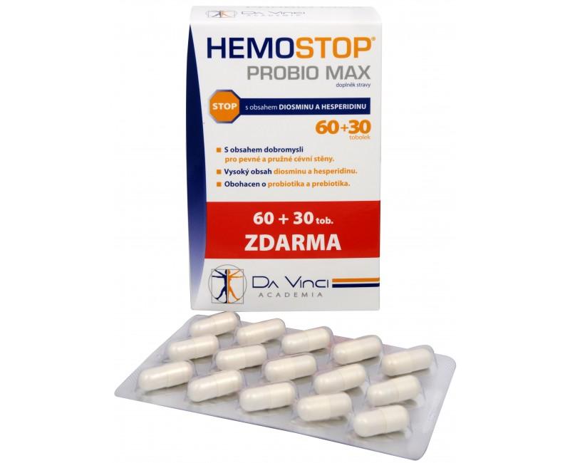 hemostop probio tablety