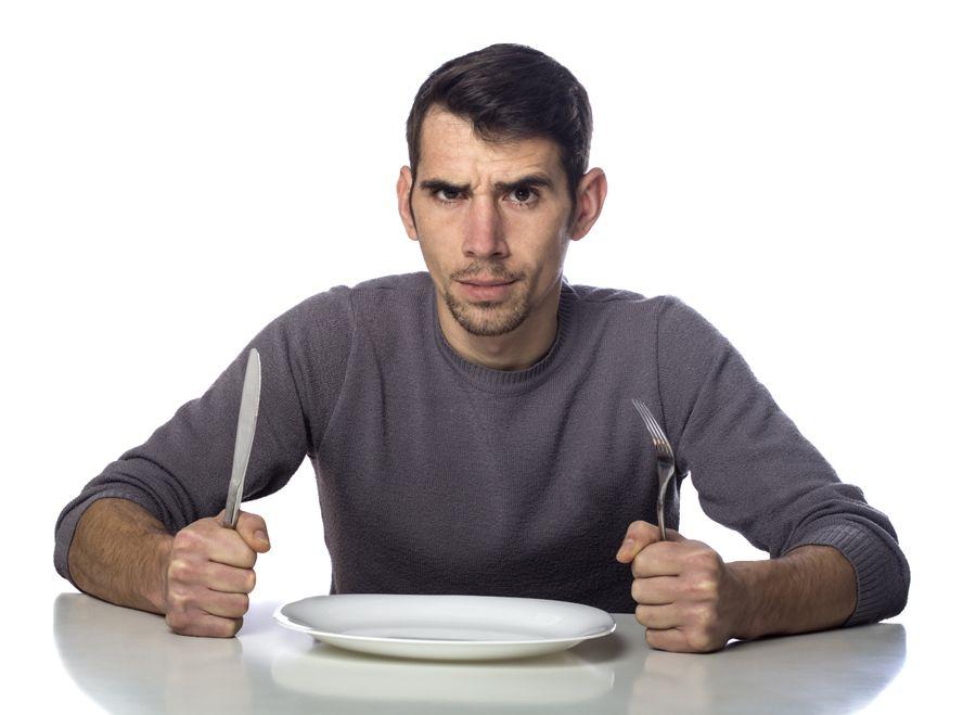 hladovka na chudnutie