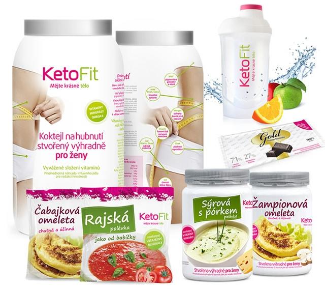 Ketofit - ketónová diéta - recenzia