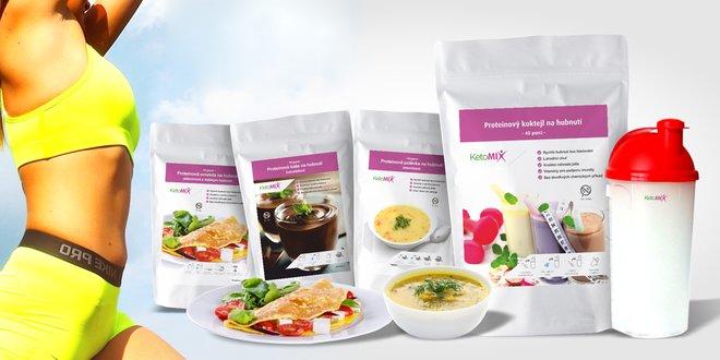 Ketomix proteínová diéta
