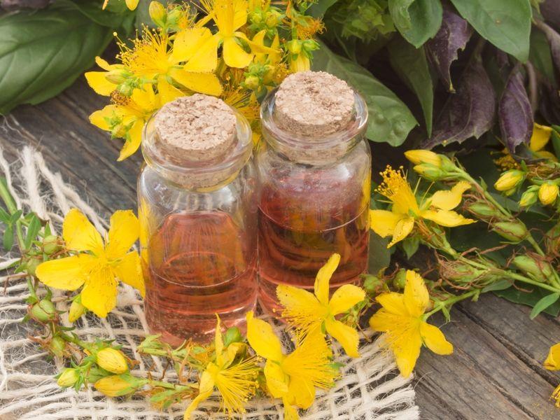 ľubovníkový olej na pleť