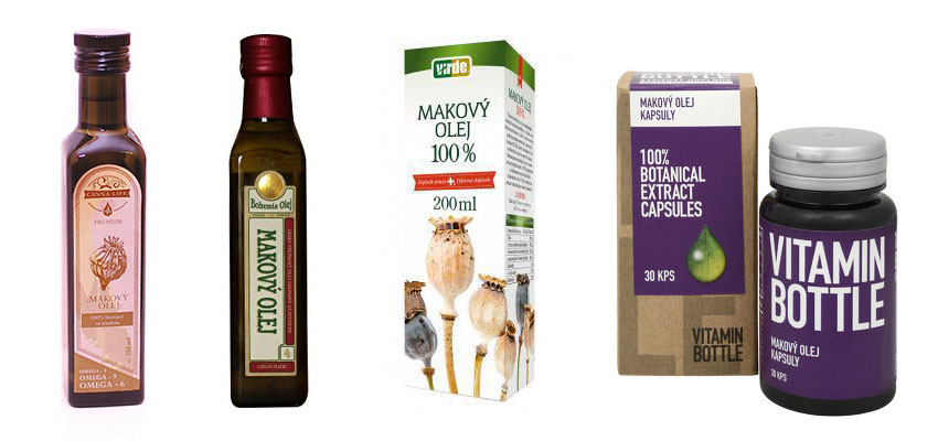 makový olej - recenzia
