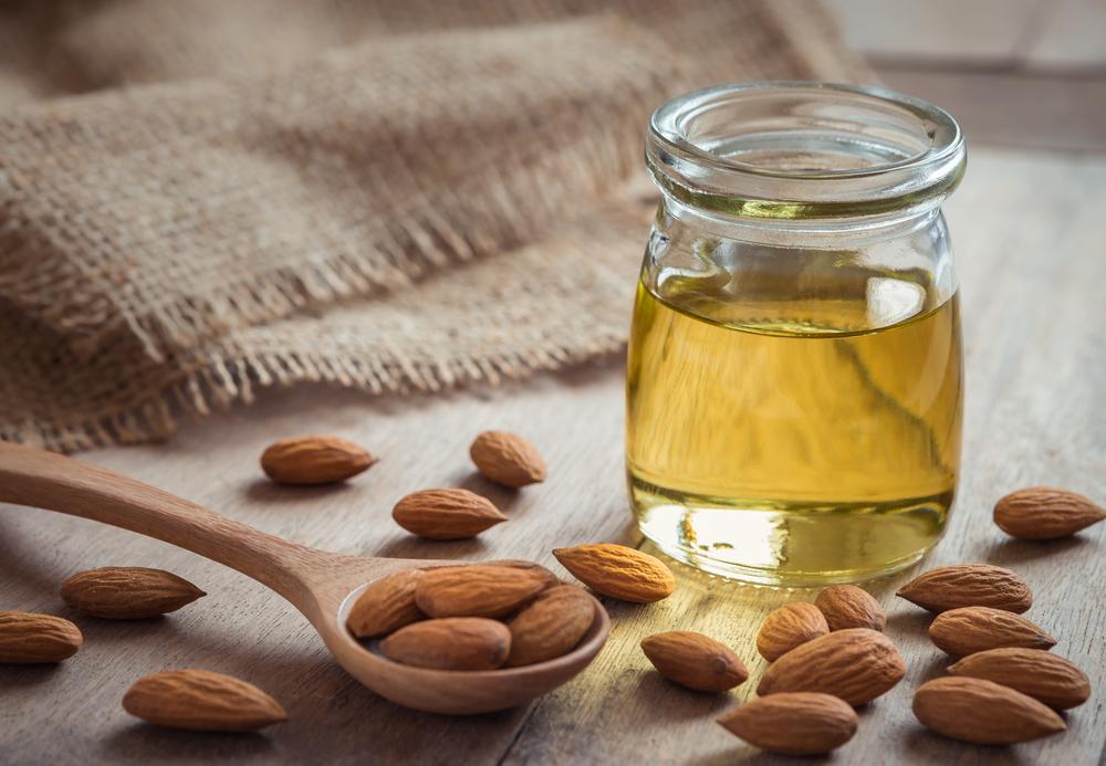 mandlový olej účinky na pleť aj vlasy