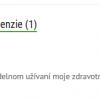 skúsenosti zo stránky mastichaterapia.sk