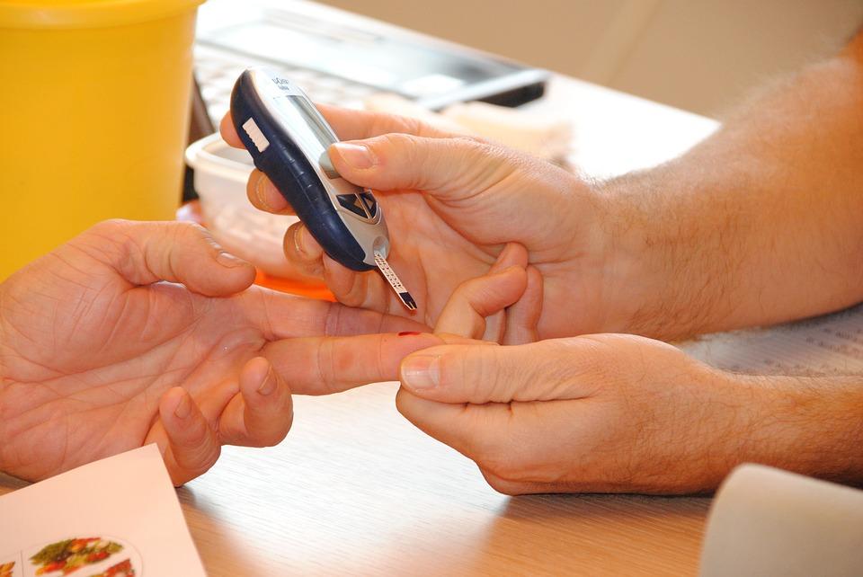 meranie cukrovky z kvapky krvi