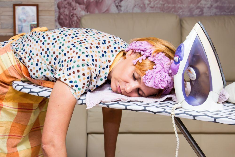 nedostatok energie a vyčerpanosť
