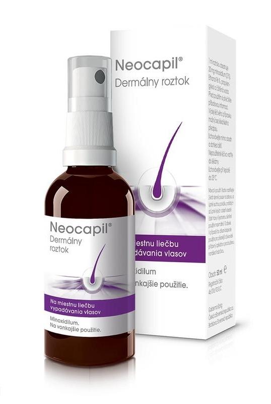 NEOCAPIL proti vypadávaniu vlasov
