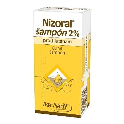 nizoral najlepší šampón proti lupinám