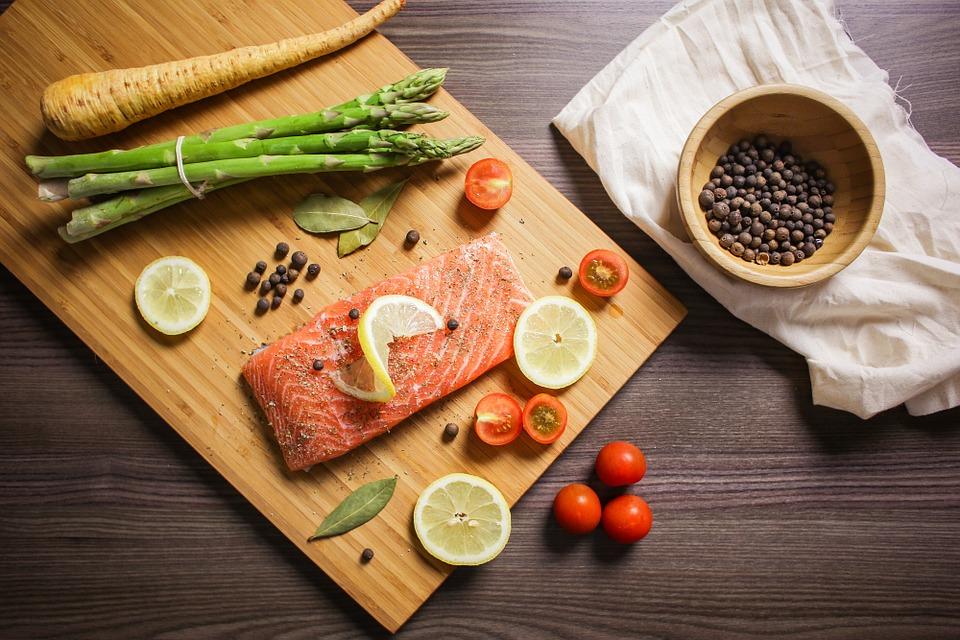 potraviny bohaté na omega 3 mastné kyseliny