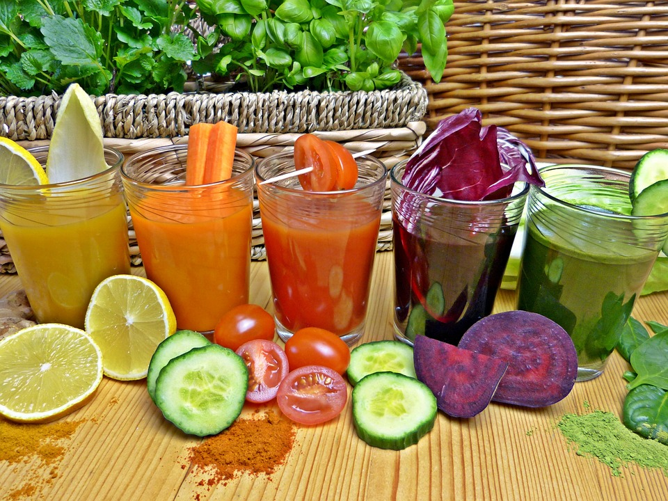 ovocné šťavy ideálne na detoxikáciu organizmu