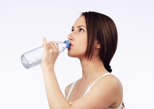 pitný režim pri chudnutí