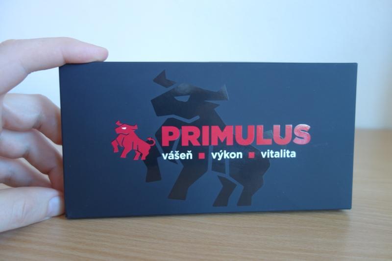 primulus - vitamíny na zvýšenie testosterónu