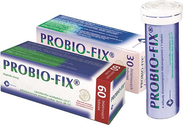 probiofix - najpredávanejšie probiotikum