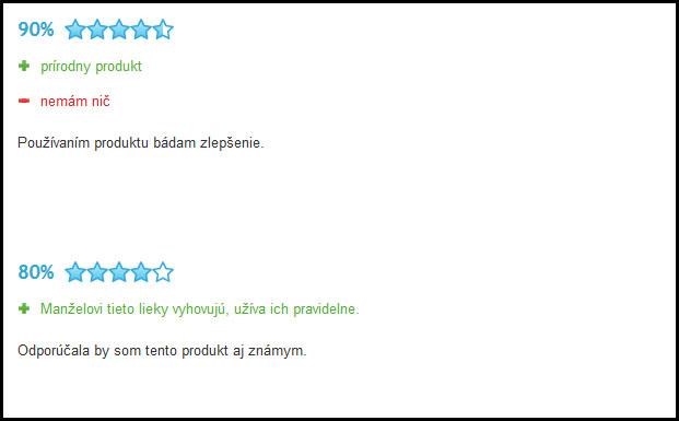 prostanax skúsenosti a recenzie na heureka.sk