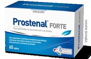 Prostenal forte na zväčšenú prostatu