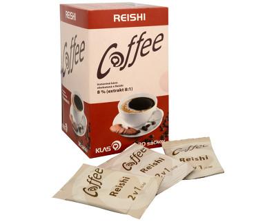 Reishi káva