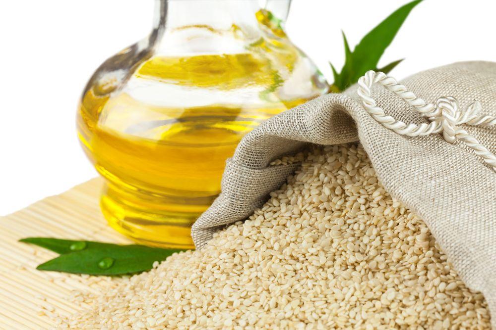 sezamový olej má liečivé účinky