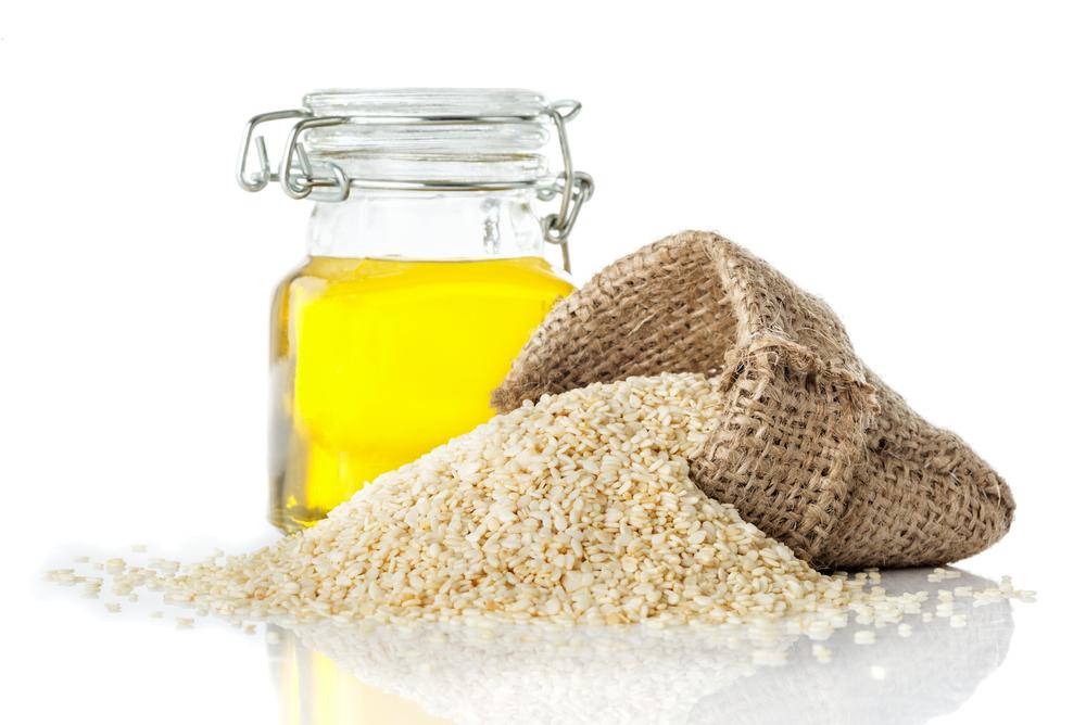 sezamový olej na pleť
