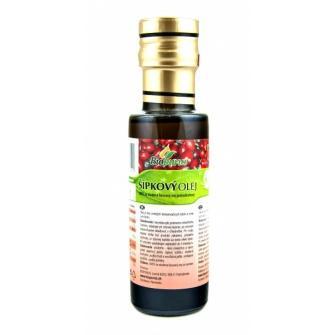 bio šípkový olej na jazvy