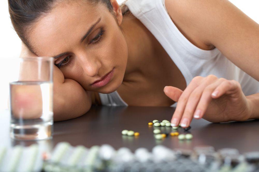 Lieky proti stresu