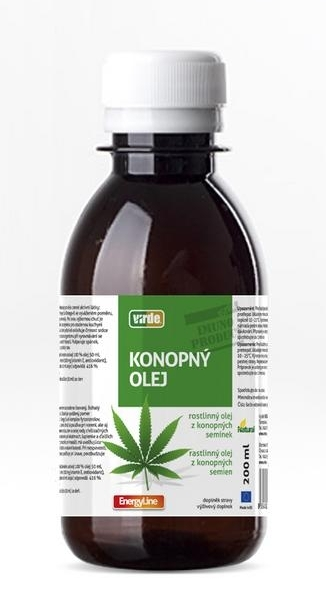 konopný olej z lekárne Dr.Max