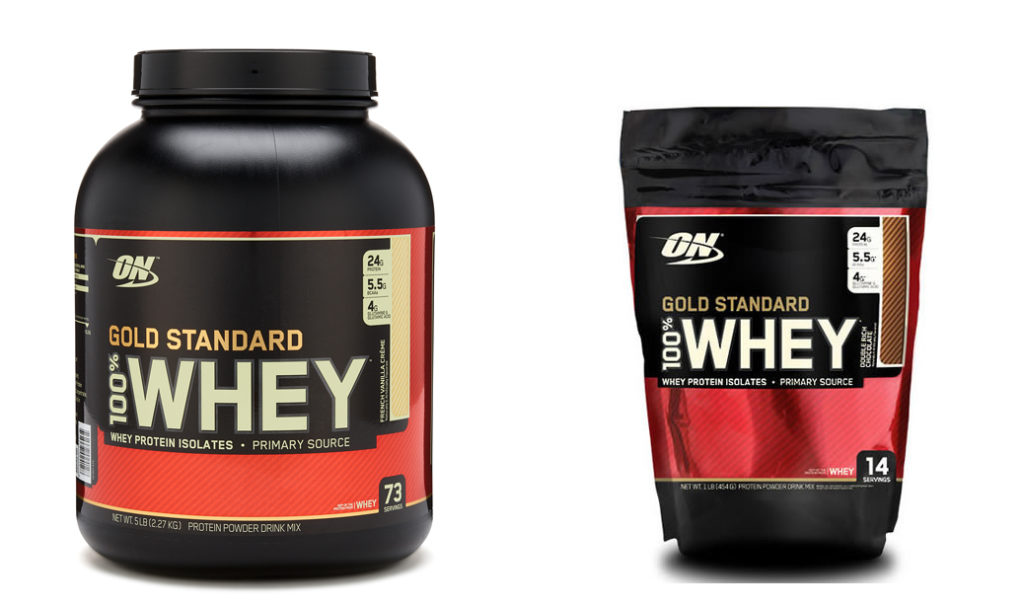 whey gold proteín