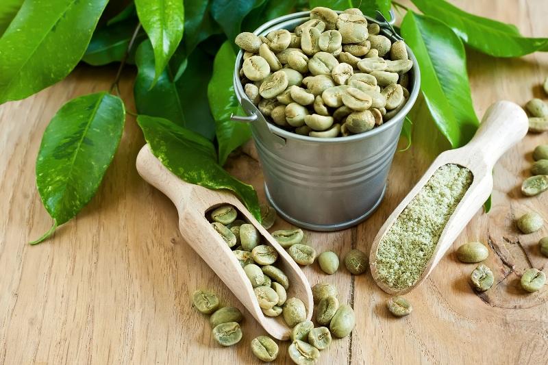 Zelená káva - účinky, skúsensoti, recenzie